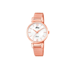 RELOJ MALLA MILANESA ROSE 33MM