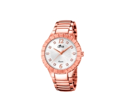 RELOJ ACERO ROSE 35MM