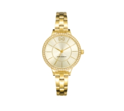 RELOJ MARK MADDOX CHAPADO EN ORO 33MM.