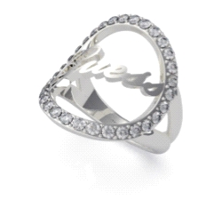 ANILLO GUESS ALL AROUND YOU